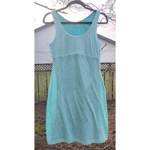 Columbia Womens XS Blue PFG Freezer III Dress